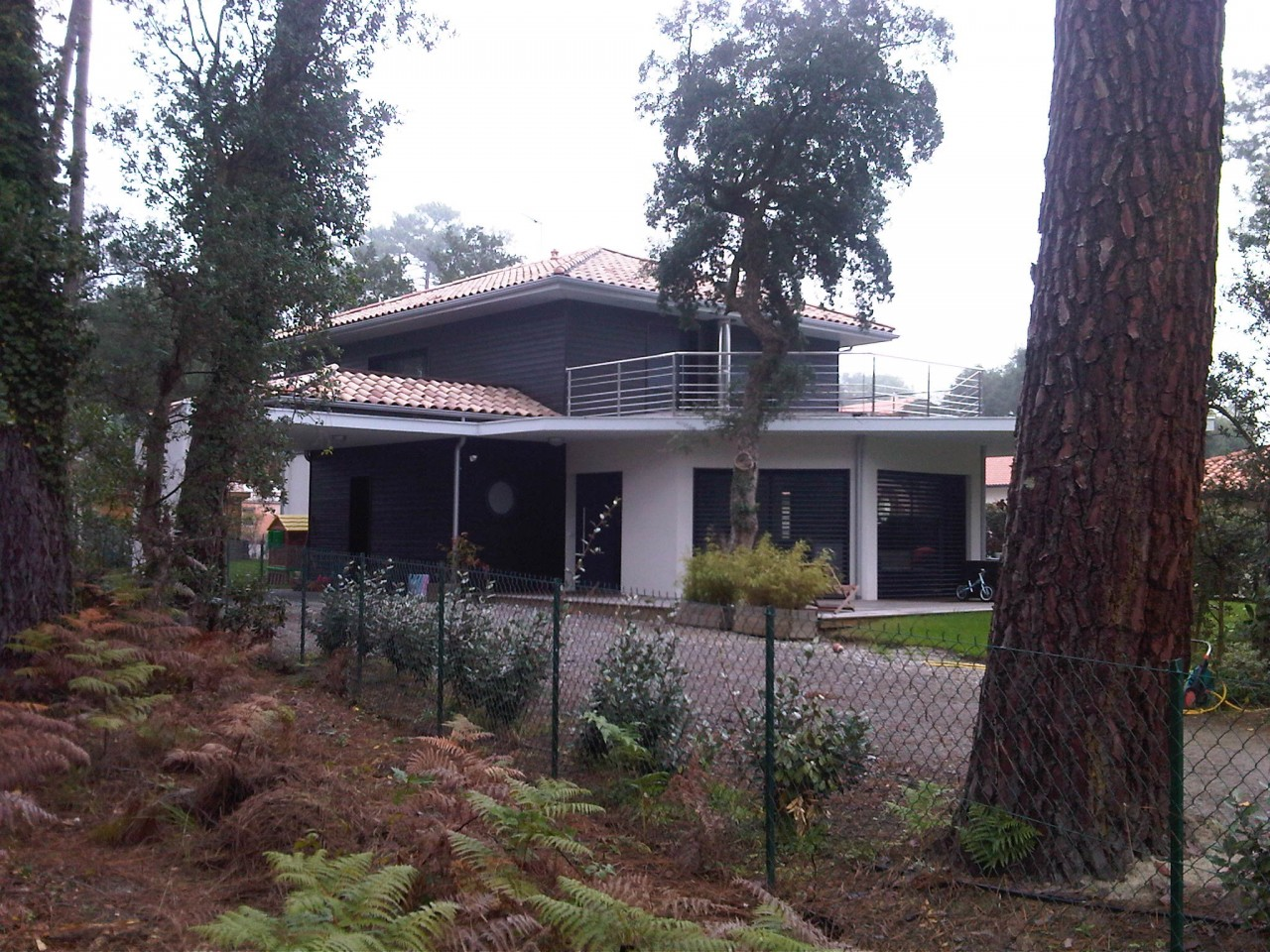 Maison l capbreton lalanne construction entreprise for Constructeur maison individuelle dax