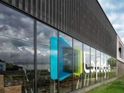 De nouveaux locaux pour les sociétés <br/>Lapegue & Lesca Plâtrerie