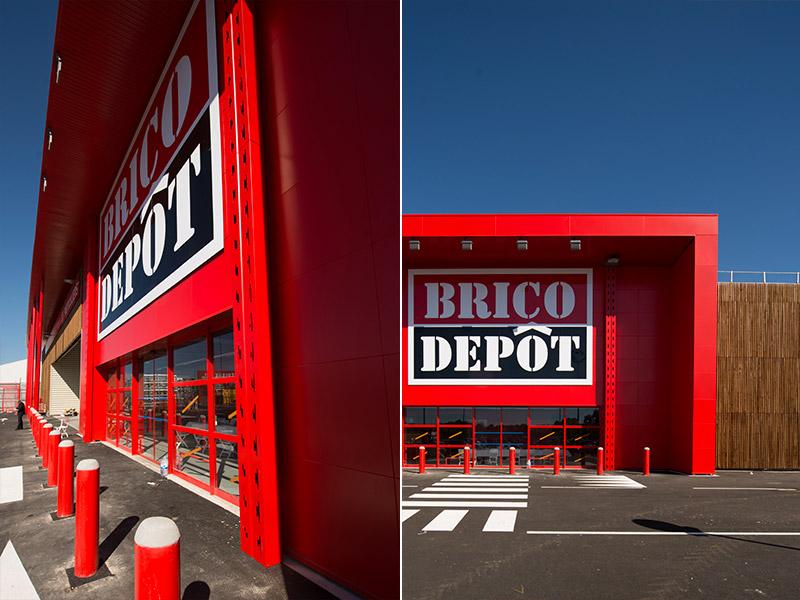 Brico Depot Dax Telephone