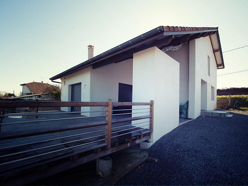 Maison fbaigts lalanne construction entreprise for Constructeur maison individuelle dax