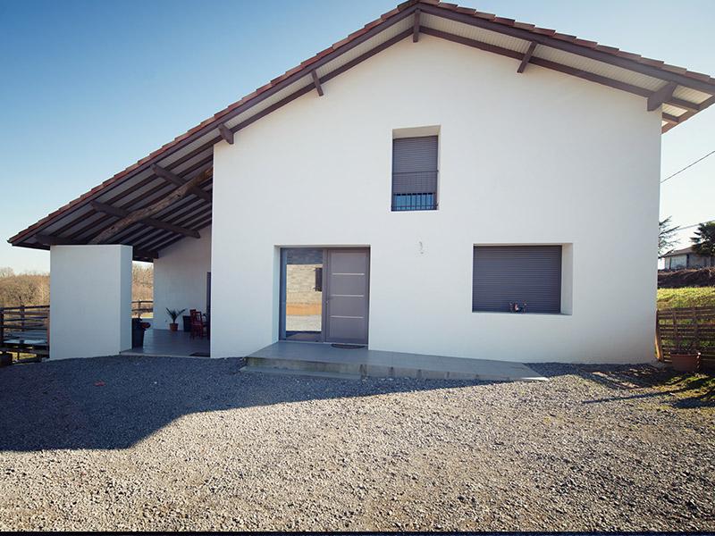 Maison fbaigts lalanne construction entreprise for Entreprise construction maison